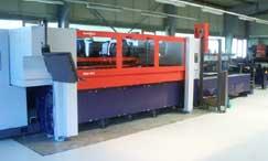 Laseranlage Bystronic Bystar 3015